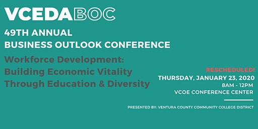 VCEDA's 49th Annual Business Outlook Conference