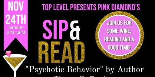 Sip and Read With Author Shana S. Booker