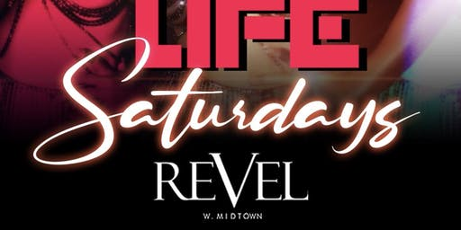Social Life Saturday's at Revel W Midtown