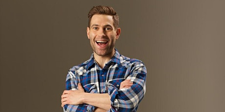 Dunmow Comedy  - 4th Sept with Simon Brodkin & Paddy Lennox tickets