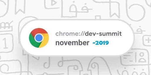 Chrome Dev Summit 2019 - Toronto