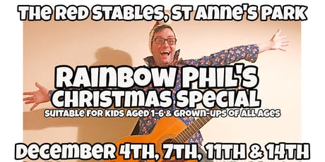 Rainbow Phil's Christmas Special tickets