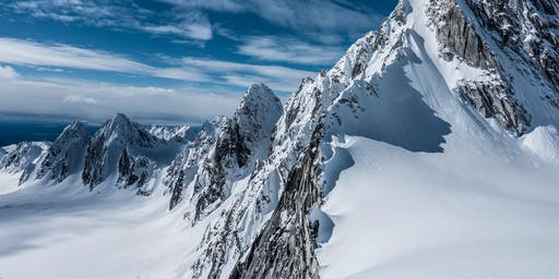 Skiing in Denali National Park w/ Jason Maurer