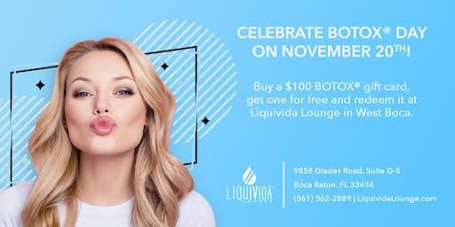 BOTOX® Day Party at Liquivida Lounge