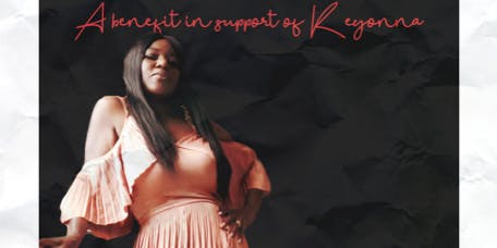 A benefit supporting Keyonna