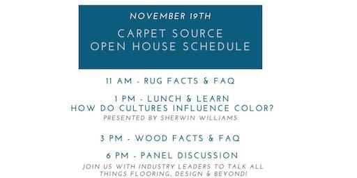 Open House - Carpet Source