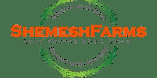 Shemesh Experiences: Farming & Gardening Arts