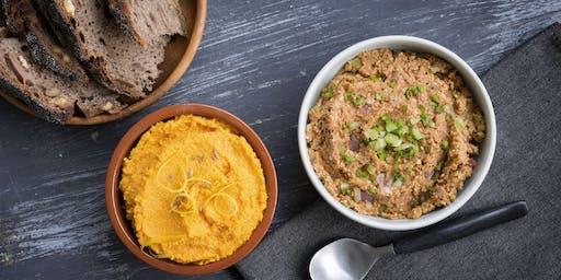 Cuisine méditerranéenne- Liban