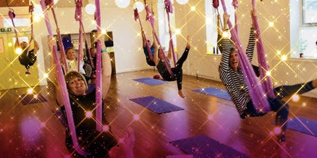 A Christmas Stocking: Aerial Yoga Style with Paddy and Darran tickets