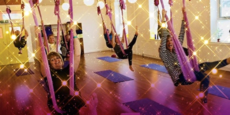 Christmas Stocking: Aerial Yoga Style with Paddy and Darran tickets