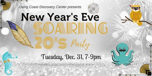 "New Year's Eve ""Soaring 20's"" Party"