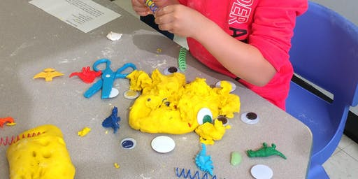 Little Explorers - Playdough Palooza