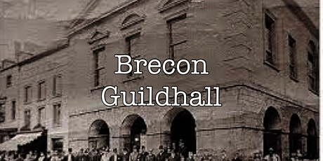 Brecon Guldhall Ghost hunt tickets