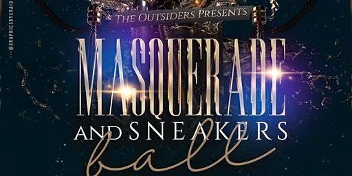 Masquerade & Sneaker Ball