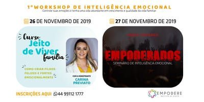 WORKSHOP DE INTELIGÊNCIA EMOCIONAL
