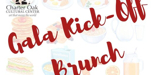 Charter Oak Cultural Center Gala Kick-Off Brunch