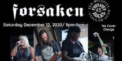 Forsaken Returns to Rockland