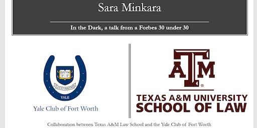Sara Minkara: In the Dark, a talk from a Forbes 30 under 30