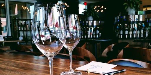 'Drink Your Dessert' Wine & Cheese Tasting