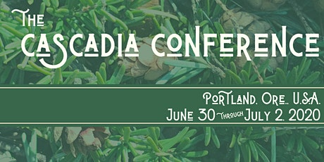Cascadia Conference tickets