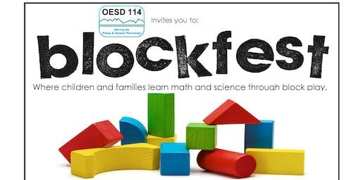 FREE BLOCKFest Family STEM Night