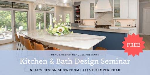 Kitchen & Bath Design Seminar