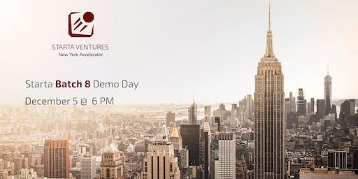 Starta Ventures Batch 8 Demo Day