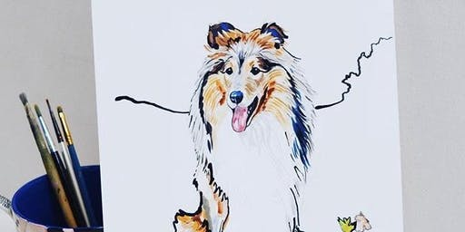 Curated Makers Pet Illustrations 22 NOV