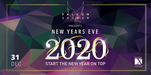 New Year's Eve 2020 @ Falcon SkyBar