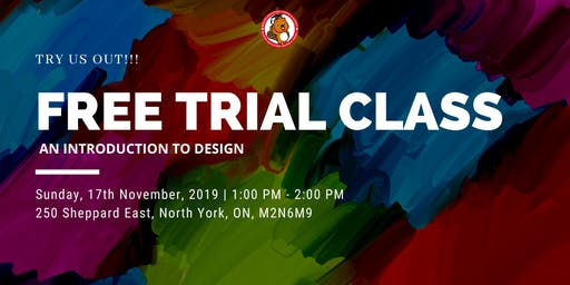 An Introduction to Design _FREE-Trial Class