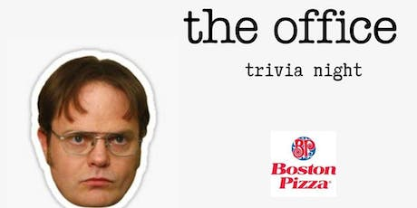 The Office Trivia Night! - Queensway tickets