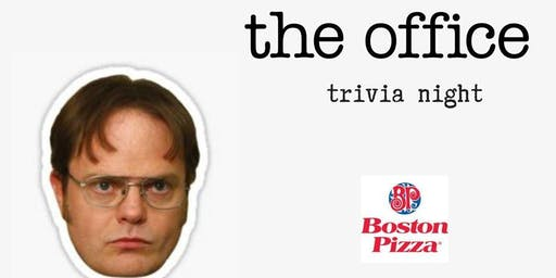 The Office Trivia Night! - Queensway