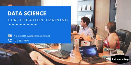 Data Science Certification Training in  St. John's, NL