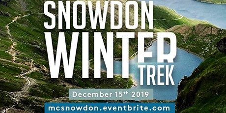 Charity - Snowdon Trek tickets