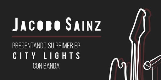 "Jacobo Sainz presenta su EP ""City Lights"" con banda"