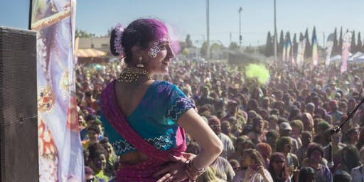 Holi Festival of Colors Riverside