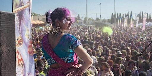 Holi Festival of Colors Riverside