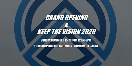 EverAthlete Grand Opening: Keep The Vision 2020 Event tickets
