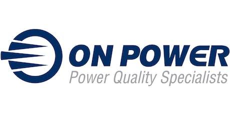 On Power Systems PQ Seminar - Toronto tickets
