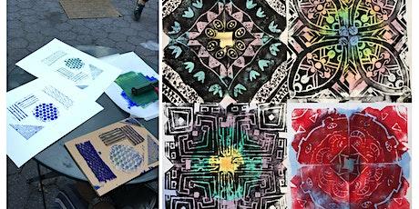 Printmaking Workshop tickets