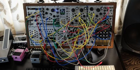 Introduction to Modular Synthesis tickets