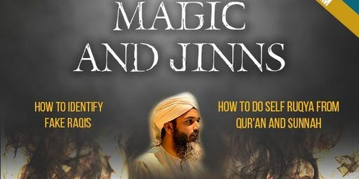 Black Magic and Jinns - How to identify FAKE raqis and how to do self Ruqya - Luton
