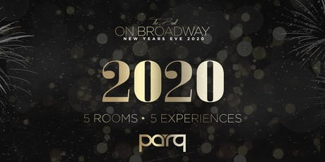 NYE 2020: Ball on Broadway tickets