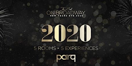NYE 2020: Ball on Broadway tickets