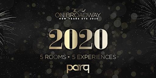 NYE 2020: Ball on Broadway