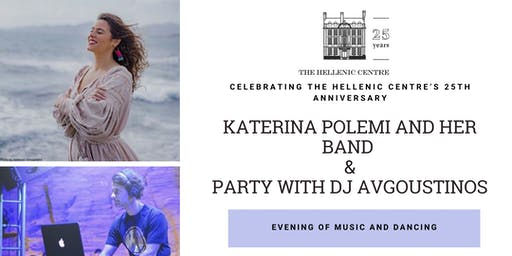 Katerina Polemi and her Band Concert & Party