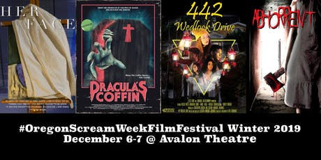 Oregon Scream Week Horror Film Festival: Winter 20 tickets