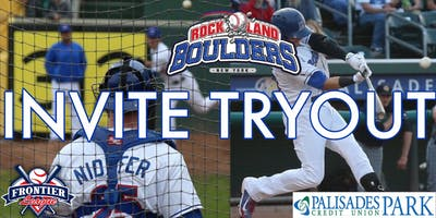 Rockland Boulders Invite Tryout