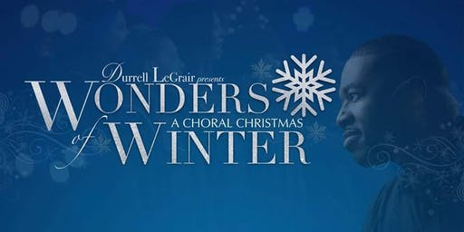 Wonders of Winter: A Choral Christmas