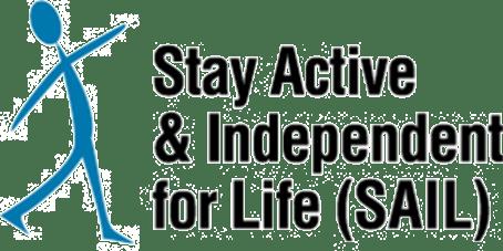 SAIL  Summit Pacific Wellness Center: M/W/F   8 - 9 am